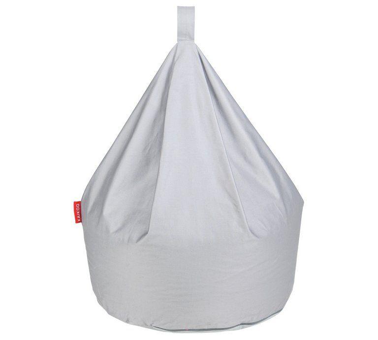 Buy argos home large bean bag flint grey bean bags