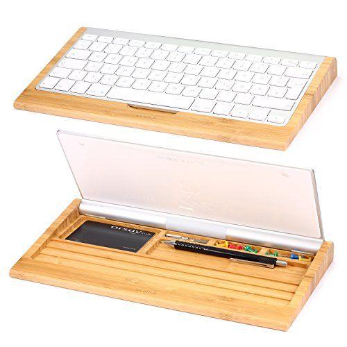 Original Samdi Echt Holz Trackpad für Apple Tastatur Einlage iMac Macbook iPad