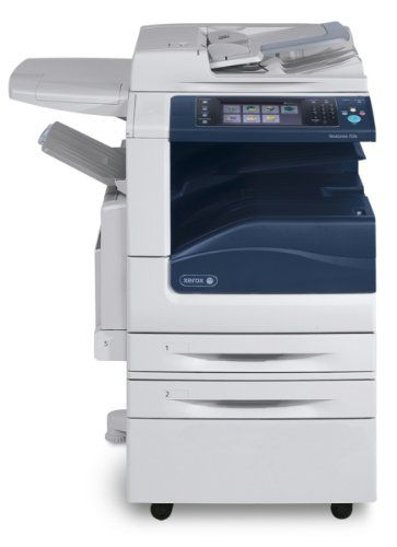 Amazon In Buy Xerox Workcentre 7535 7535 P Color Multifunction