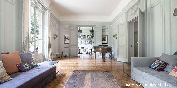Location appartement 3 chambres et + Paris avenue Emile Deschanel