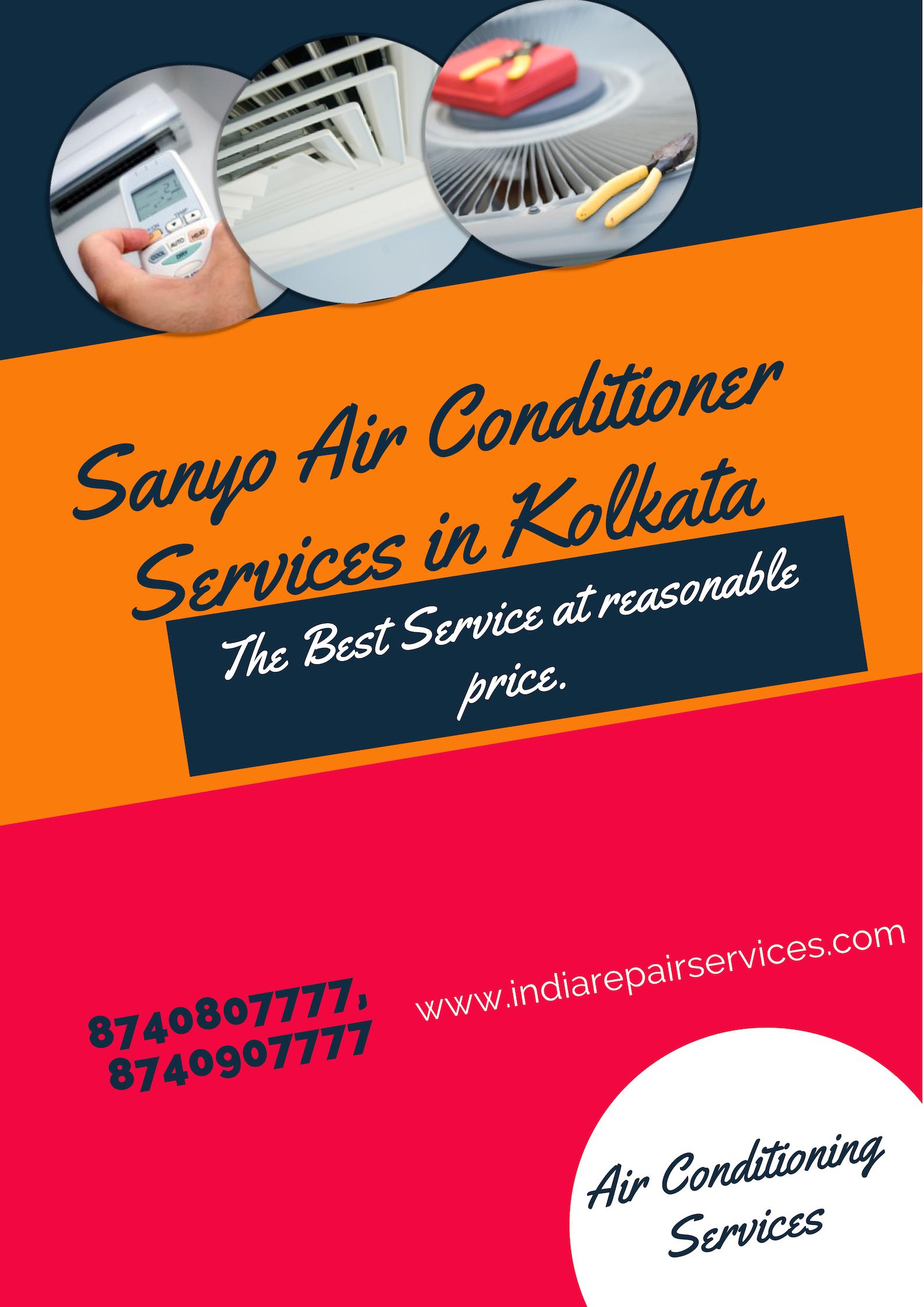 Sanyo AC Repair Service in Kolkata (With images) Ac