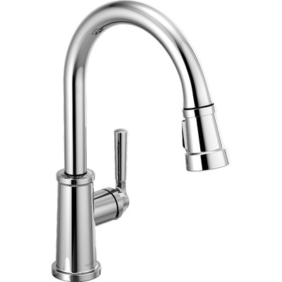 Peerless Faucets Westchester Pull Down Single Handle Kitchen