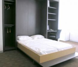 Ikea Pull Down Bed Love This Idea With Images Murphy Bed Ikea