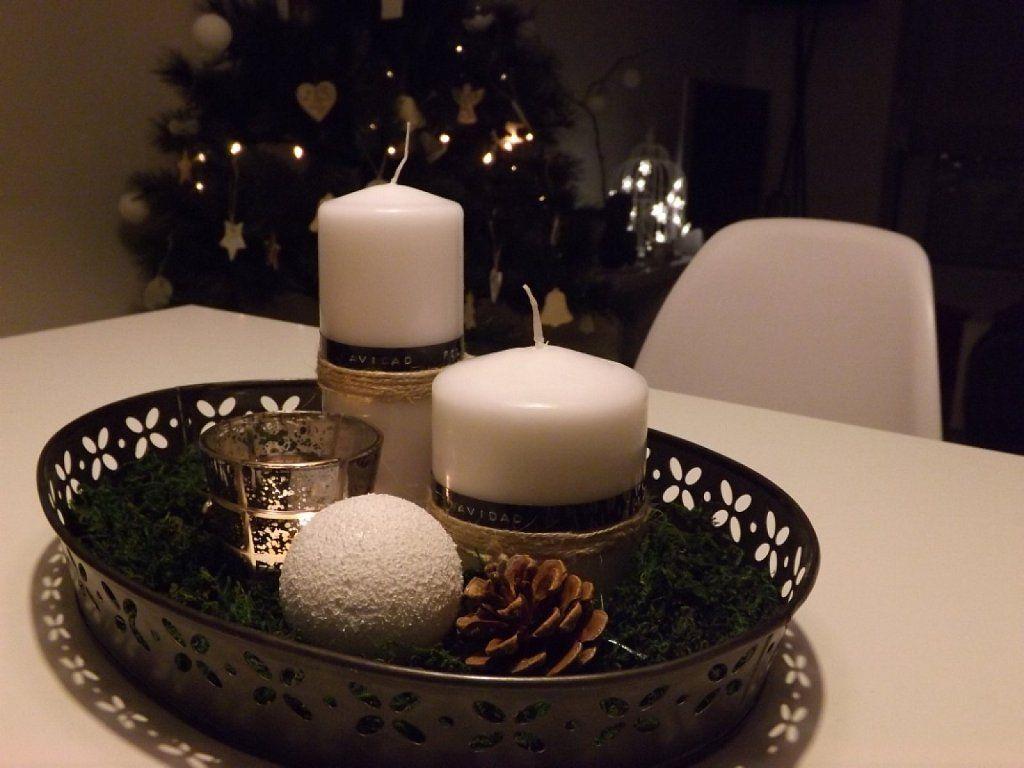 Ideas para decorar la mesa navide a mesas navide as la boca y ideas para - Decorar mesas navidenas ...