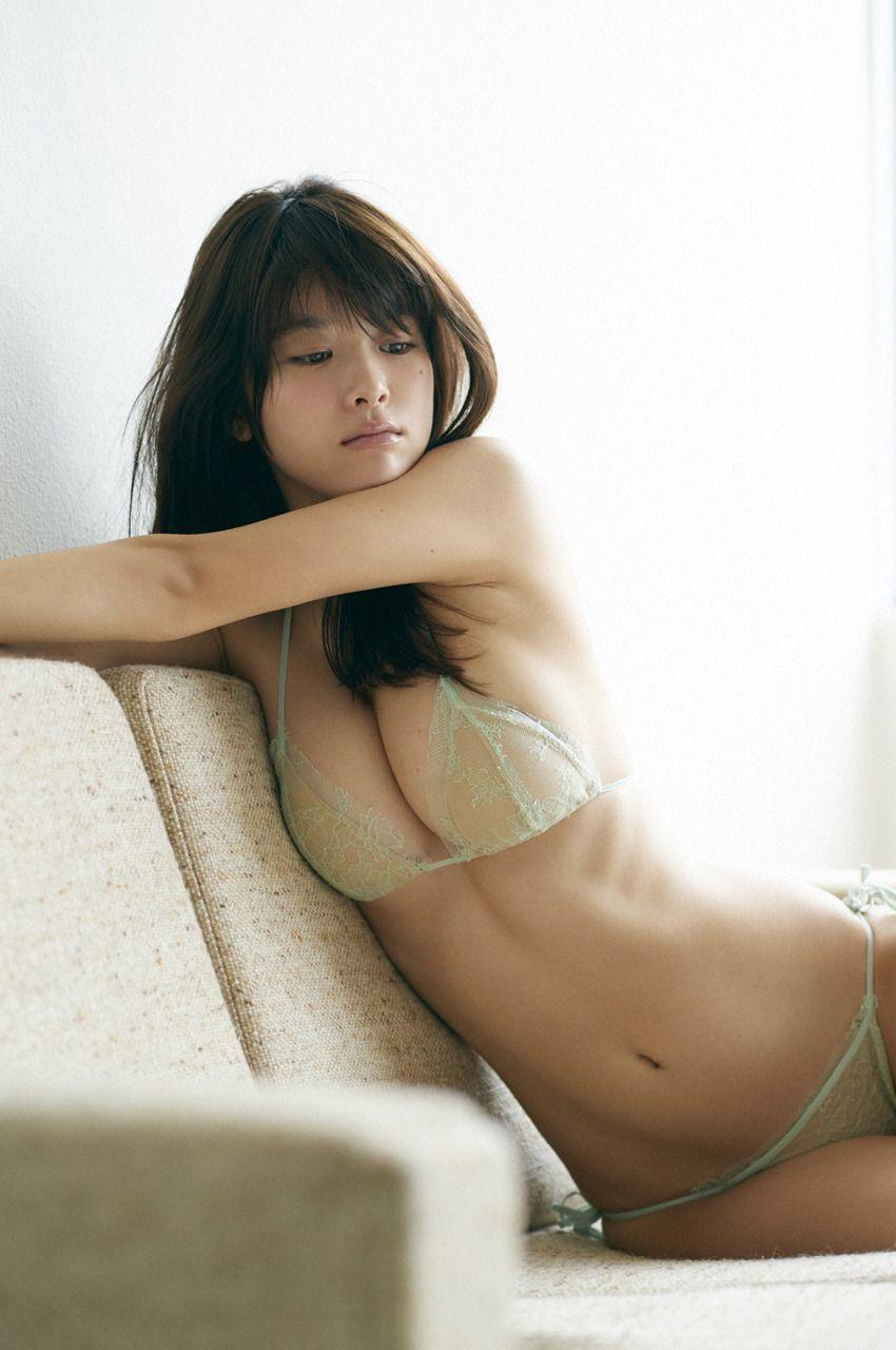 girl gravure Japanese nude asian
