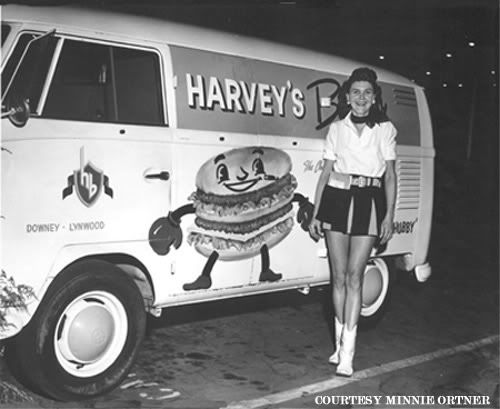 Harvey's makes your hamburgers...a beautiful thing!