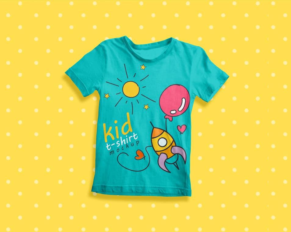 Download Free Kid T Shirt Mockup Psd Tshirt Mockup Shirt Mockup Kids Tshirts