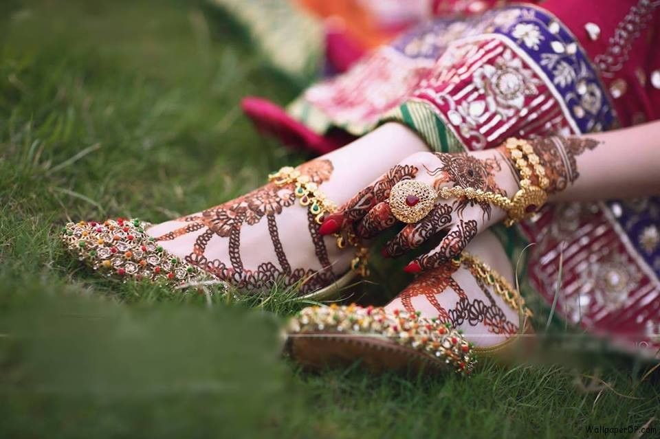 Image for Out Class Mehndi and Bridal Shoes Fb Dp for Girls ... 7f207b527f