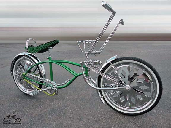 New Steel Two Screw Model Lowrider Standard Bicycle Stem 21.1mm Bike Part