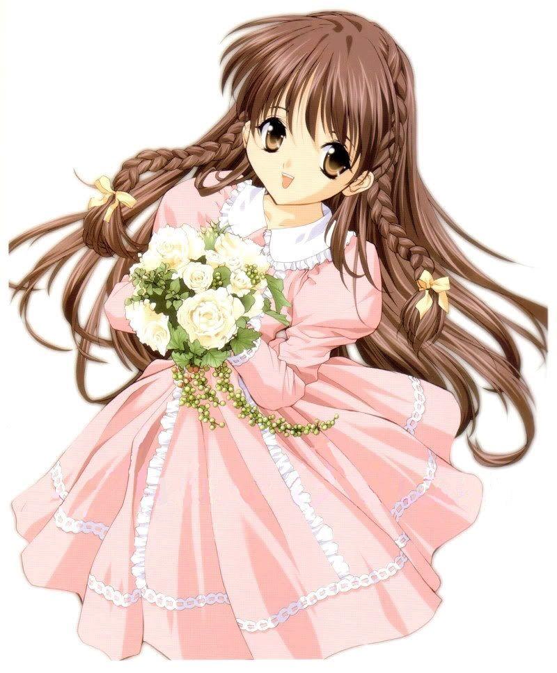 pink princess Anime sisters, Anime inspired, Anime
