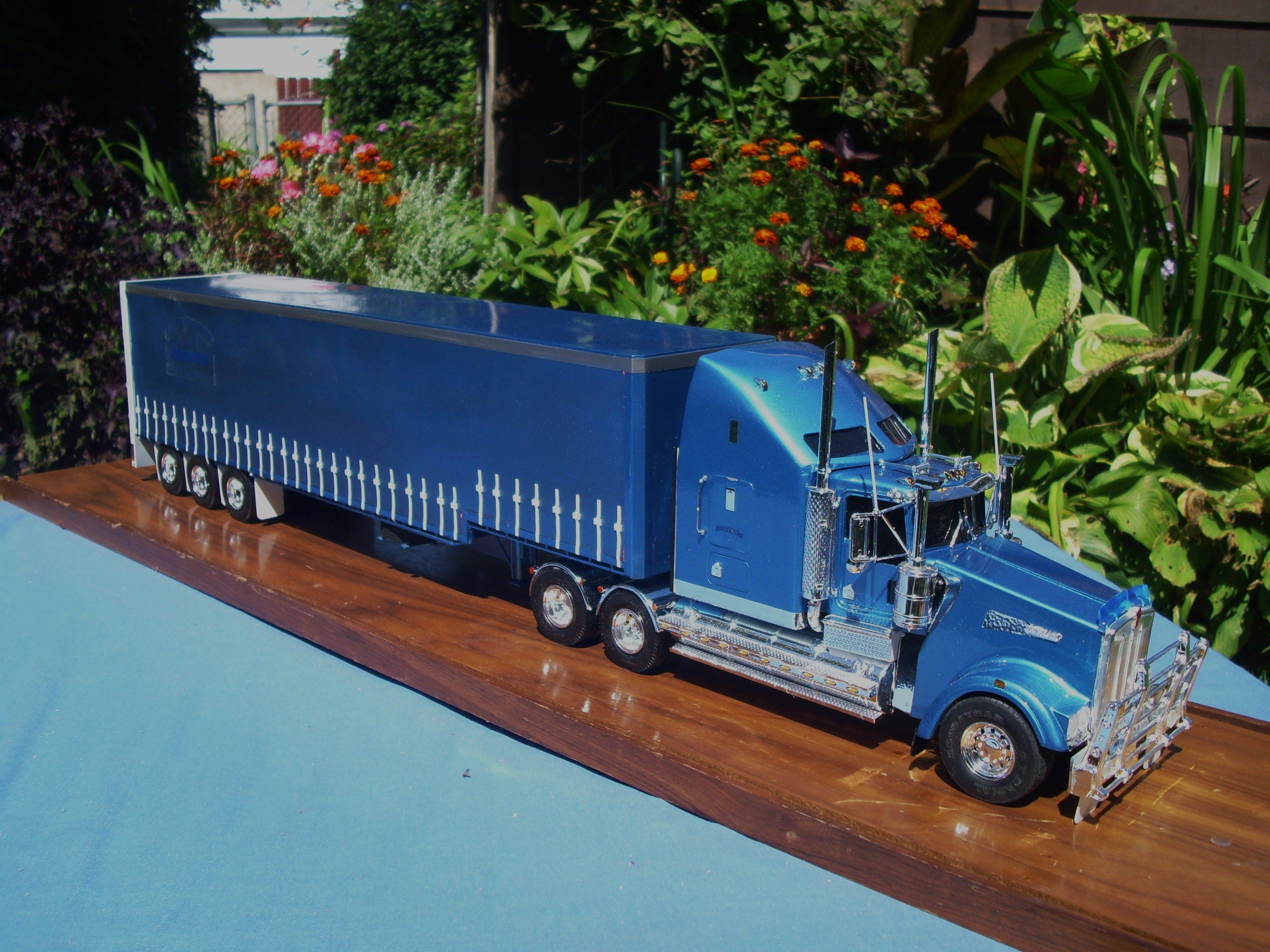 we even have Australian versions of trucks! this was