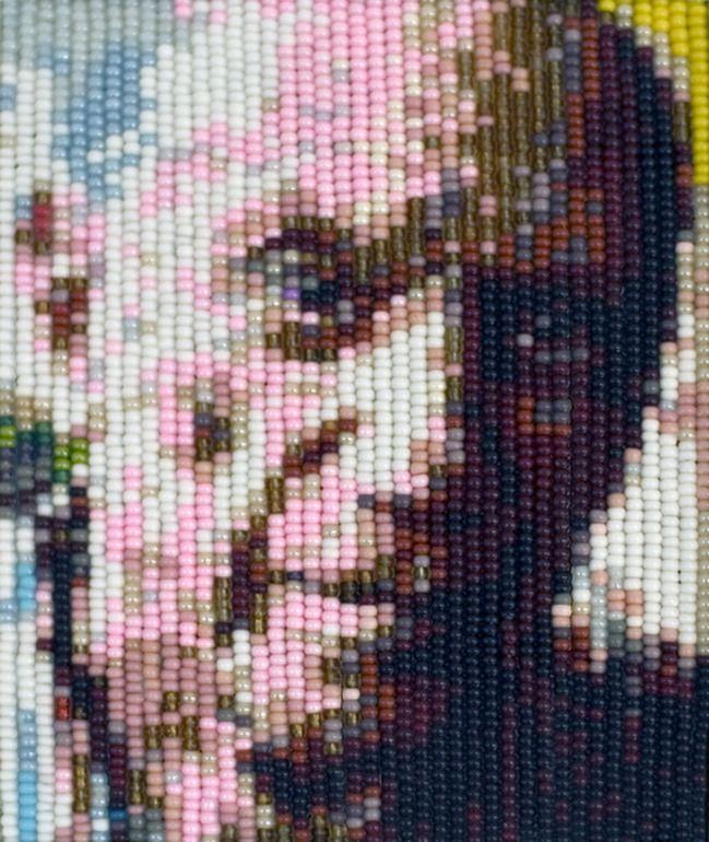 """Saatchi Online Artist: Jean-Pierre Seguin; Other 2007 Collage """"Pablo Picasso."""""""