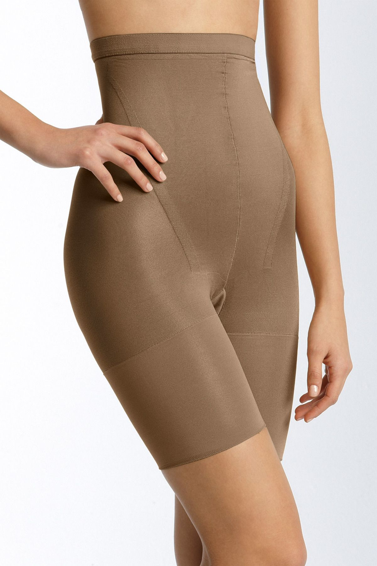 518fd4be2ba3d Spanx Super Higher Power Tummy Control Shaper (Plus Size Available ...