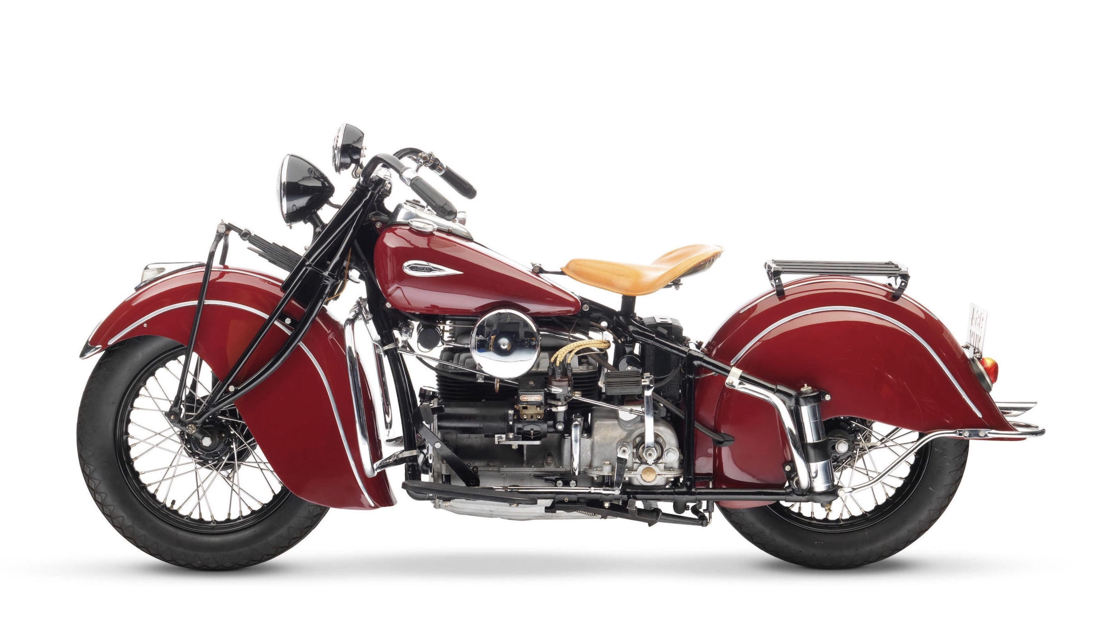 1940 Indian Four Motorcycle American Motorcycles Henderson Motorcycle