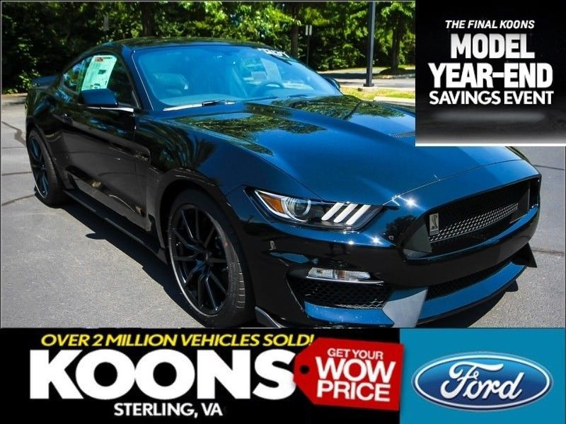 Awesome Great 2017 Ford Mustang Shelby Gt350 All Black