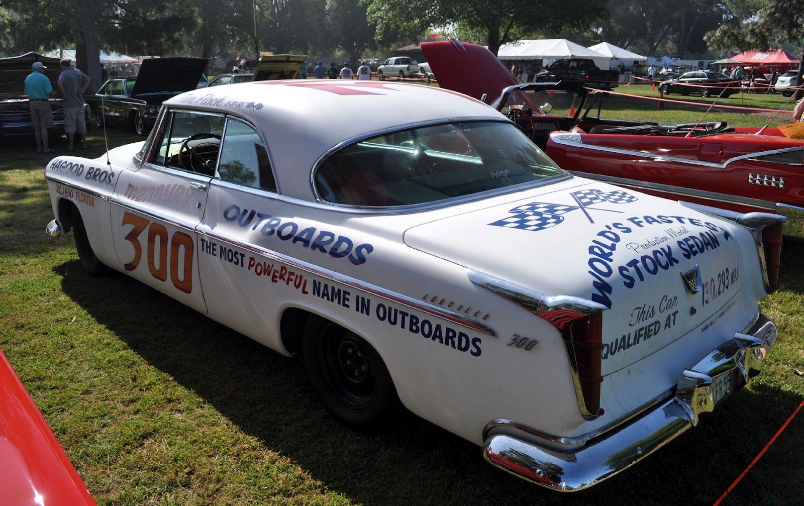 Classique Autorite Cars 1955 Voiture De Course Stock Serie Grand