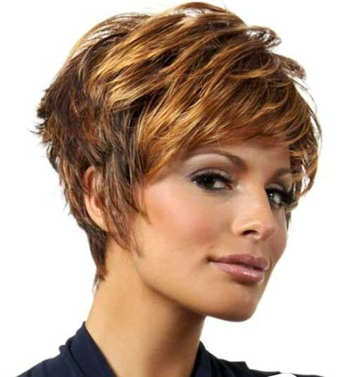 Pixy Style Hairstyles In Layers How Dare You Say Short Hairstyles Are Bori Formal Hairstyles For Short Hair Short Hair Styles Short Hairstyles For Thick Hair
