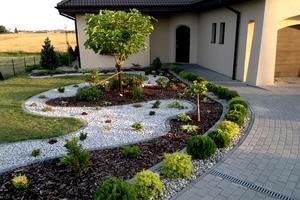 Ogród Przed Domem Galeria Dom
