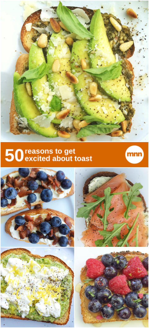 50 reasons to get excited about toast healthy eating blogs food 50 reasons to get excited about toast healthy eating blogshealthy recipes toastfood forumfinder Choice Image