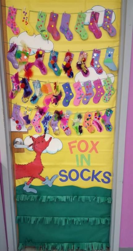 63+ Best Ideas For Classroom Door Themes Dr Suess