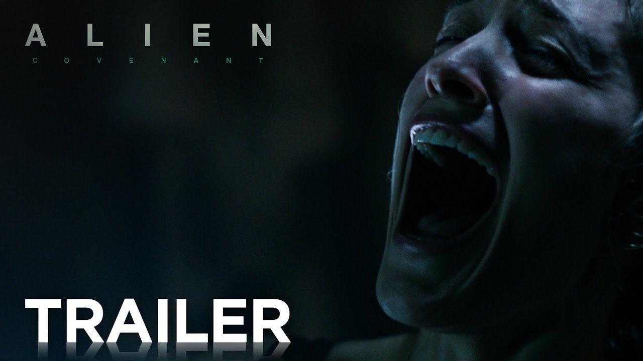 Alien Covenant Primer Trailer Oficial Subtitulado