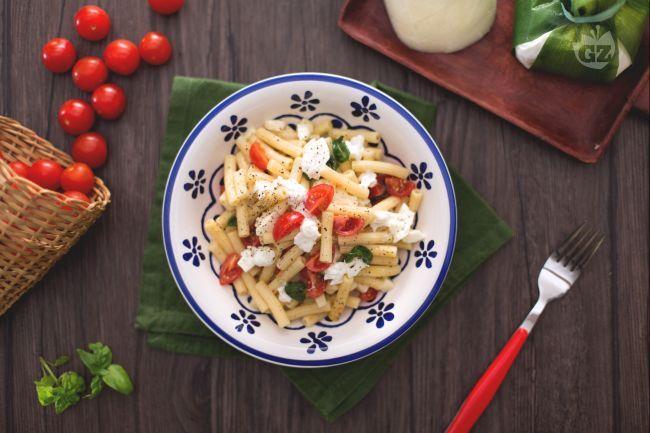 Pasta alla checca ricetta for Piatto tipico romano