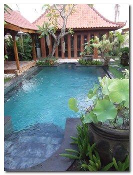 Custom Design Bali Interior House Ideas