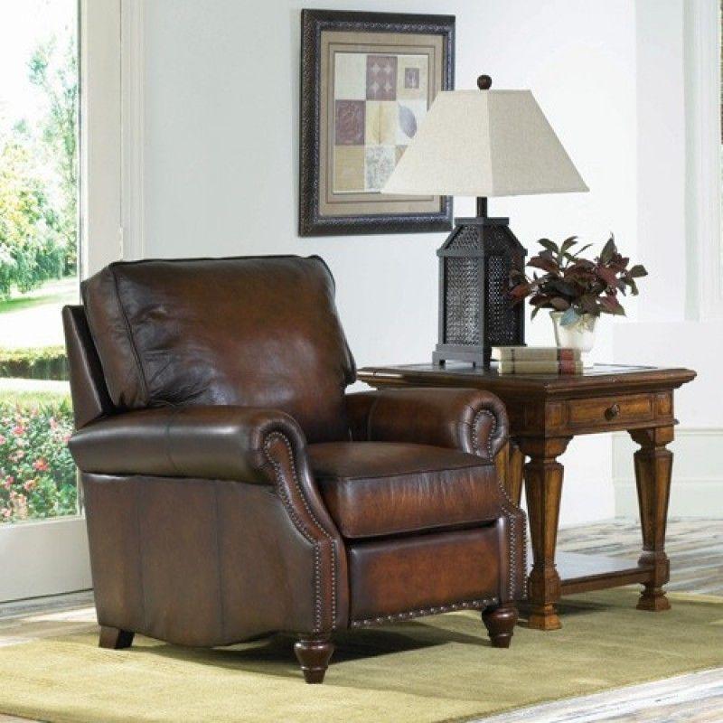 Bernhardt Furniture Murphy Leather Recliner BN 125RLO
