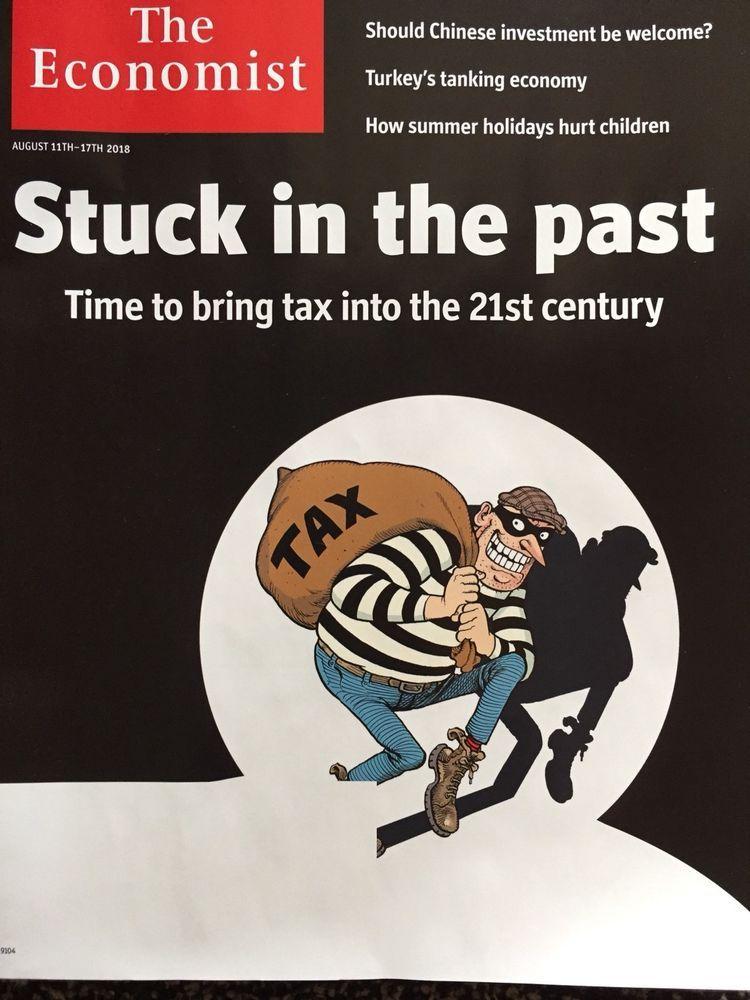 The Economist Lot 1 Politics Economy UK Business 2018 August 11th
