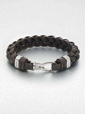 bracelet cuir homme tod's