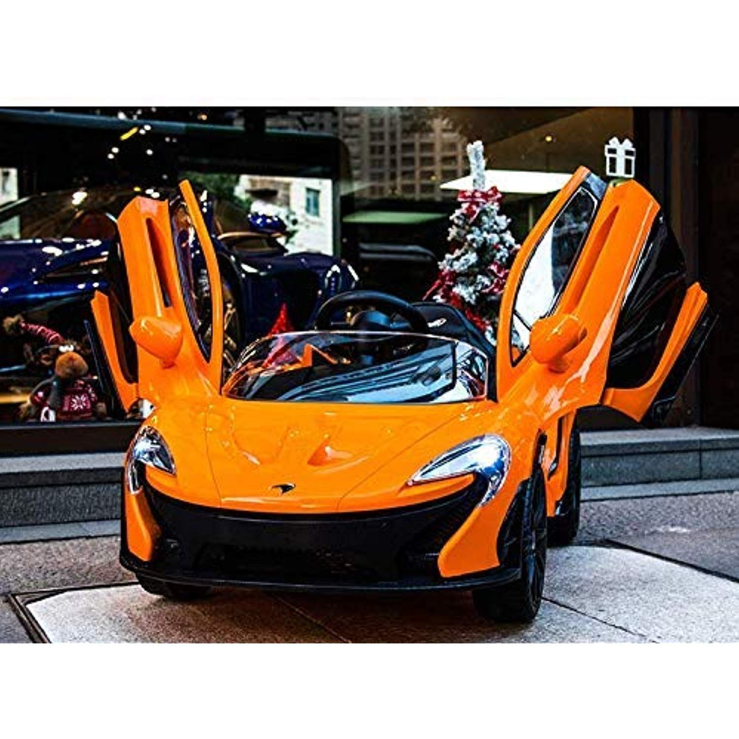 Official Supercar Mclaren Kids Ride On Car 12v Battery Powered With Rc Doors Music Lights You Can Get Additional Det Kids Ride On Super Cars Ride On Toys