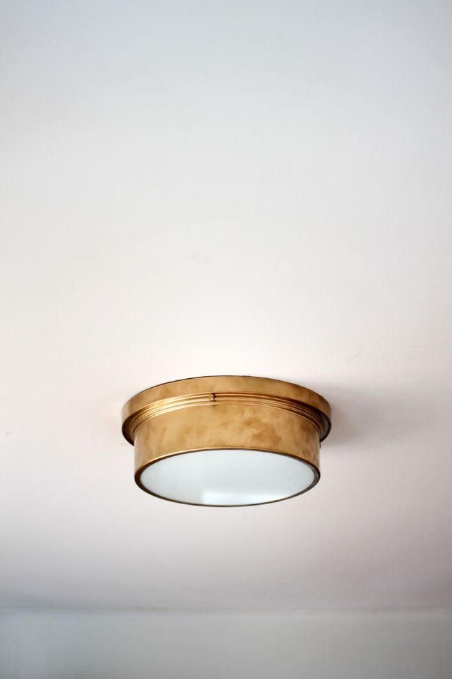 Flush Mount A Look For Less Home Design Lampen Badezimmer Gestalten