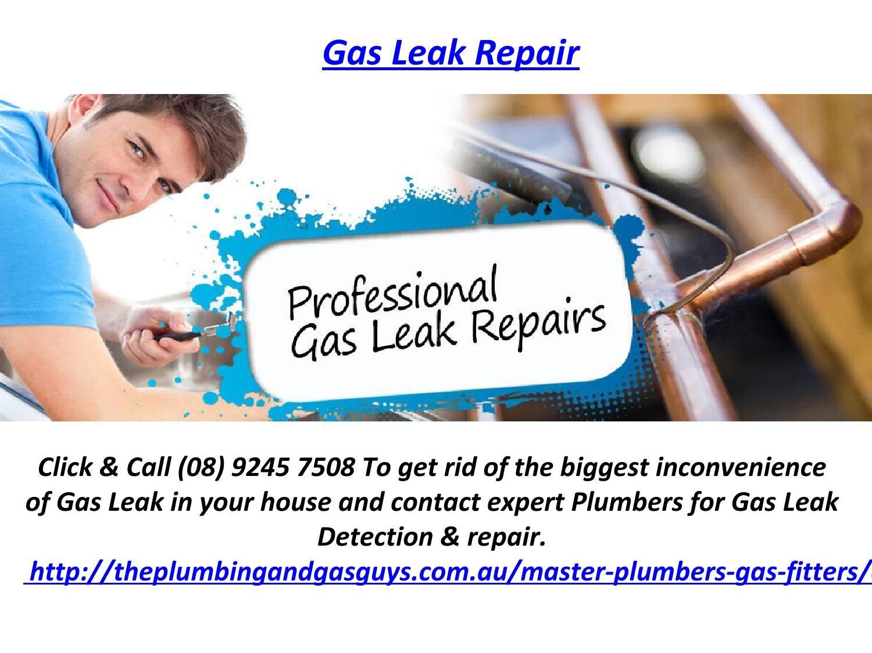 Gas Leak Detection & Repair Leak repair, Repair, Leaks