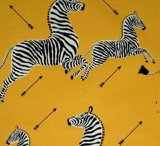 Red Zebra Wallpaper Peel And Stick Self Adhesive Wallpaper Etsy Zebra Wallpaper Vinyl Wallpaper Wallpaper