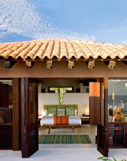Mexique-Punta Mita-Luxury Villas-Villa El Destino-9 bedrooms - decoration villa de luxe