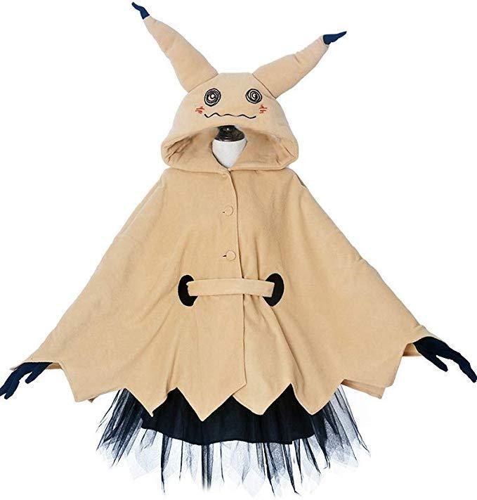 Mimikyu Cloak made by MicCostumes -