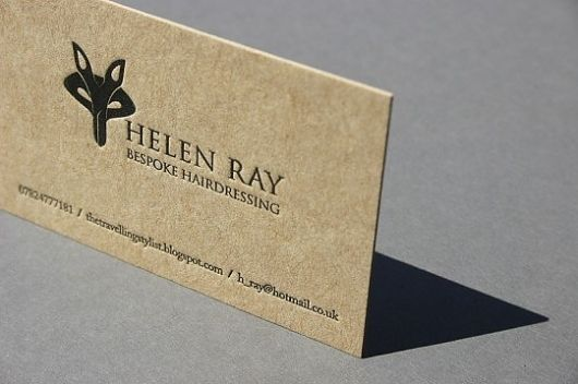Blush Bespoke Custom Letterpress Printing In The Uk Recycled Paper Business Cards Letterpress Business Cards Jewelry Business Card