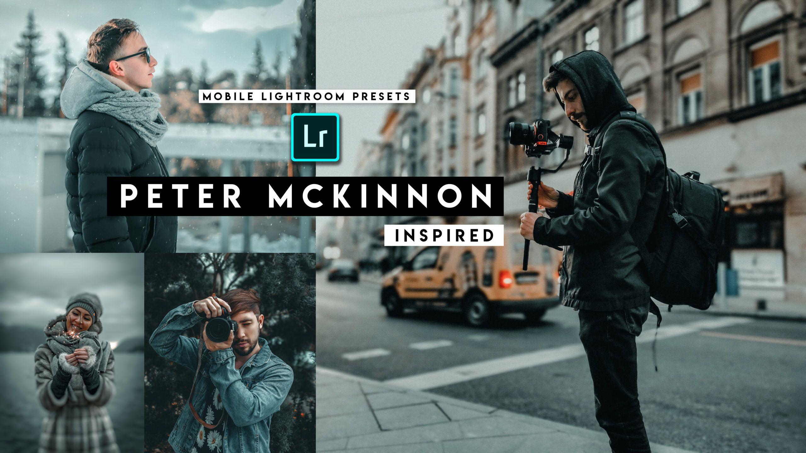 Peter mckinnon lightroom presets free download