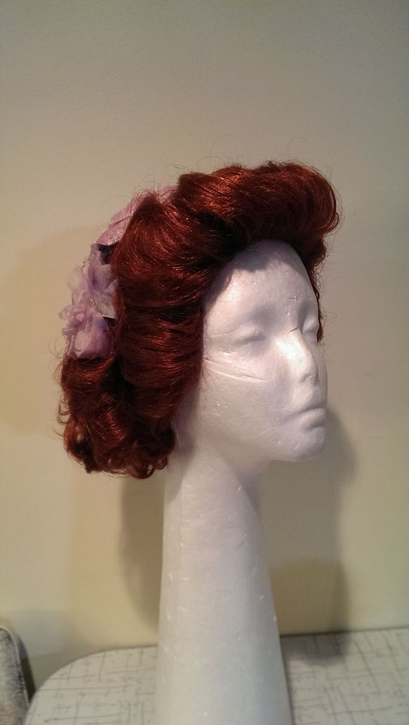 Studio wigs - available for rental