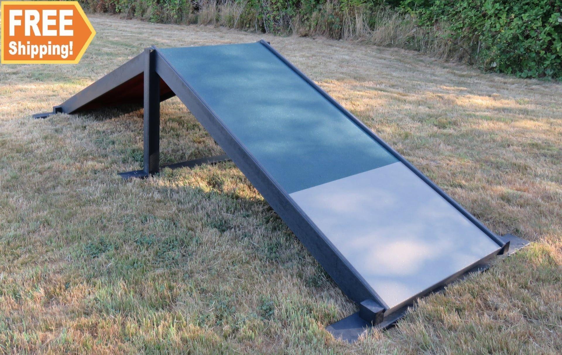 Eco A Frame Dog Park Aluminum Planks Dog Ramp