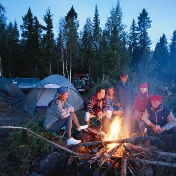 Take the tent and esky and go camping! -D.Beatty #Sony #Summertainment