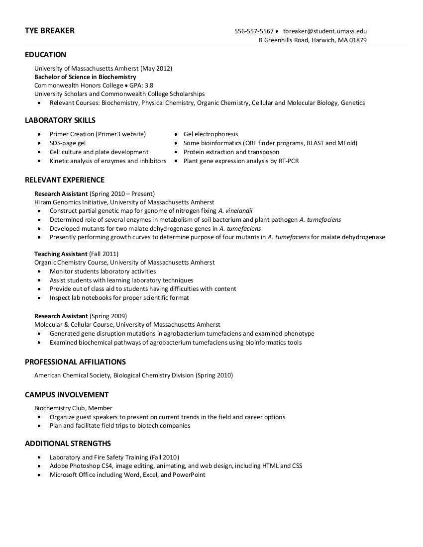 Safety Trainer Sample Resume View Free Resume Templates  Pinterest  Template Sample Resume And .
