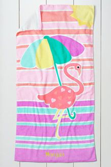 Beach Towels from Lands' End | $50+ Orders Ship Free