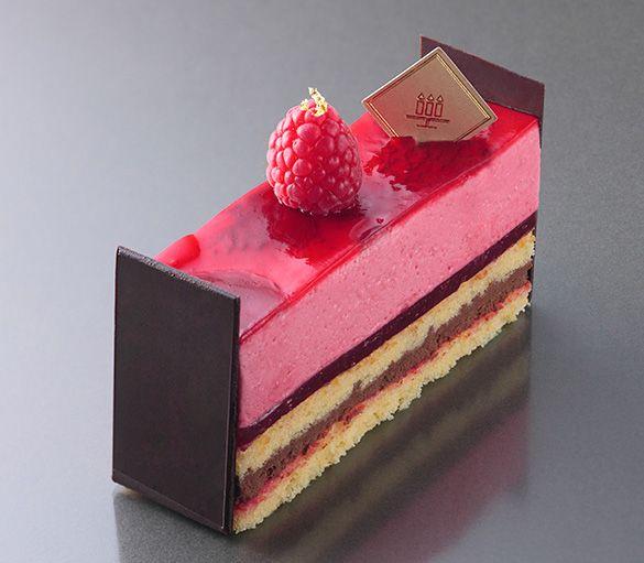 Raspberry chocolate | Henri Charpentier