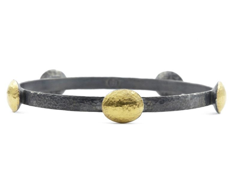 Jordan Bangle by GURHAN http://www.longsjewelers.com/collections/gurhan-jewelry/products/jordan-bangle-bracelet-ss-gold