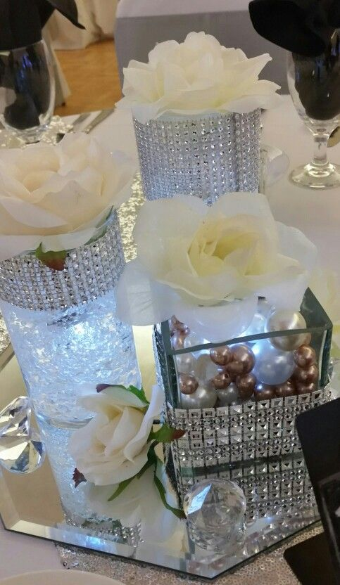 Decorate by design event planner Casper Wyoming centerpieces for Custom Decorate By Design