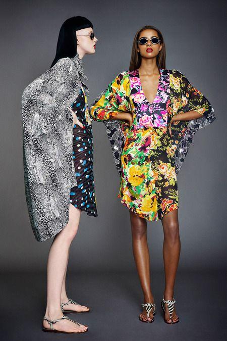 London Fashion Week Spring Summer 14 Duro Olowu Fashion African Fashion Designers African Fashion