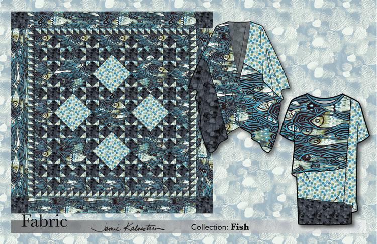 Jamie_Kalvestran_Textile_Design-Fish-Quilt-w-apparel-02.png