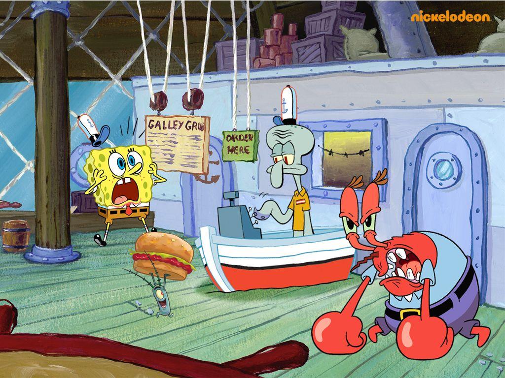 Spongebob Squarepants Wallpaper: Spongebob Squarepants