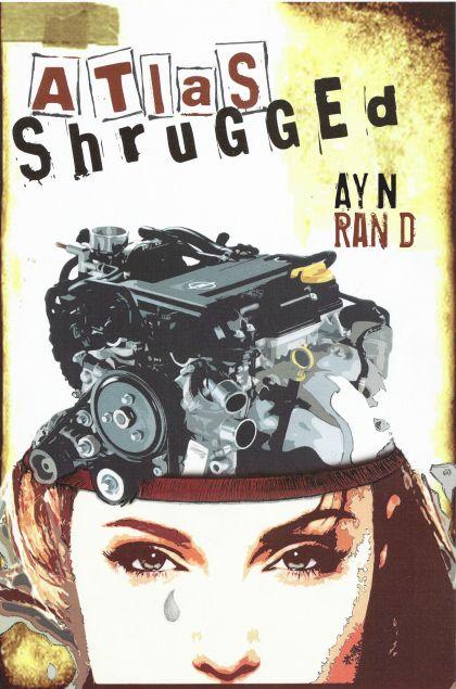 Atlas Shrugged Book Cover Atlas Shrugged Book Atlas Shrugged Books